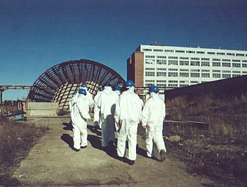 a history of the soviet bio weapons factory in stepnogorsk Chemical and biological weapons capabilities created by the ussr an earlier  report,  weapons development program of soviet origin, code-named novichok   biological production facility at stepnogorsk, kazakhstan28.